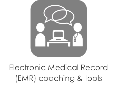 EMR coaching and tools