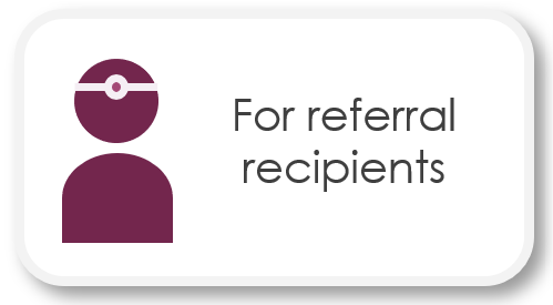 For referral recipients
